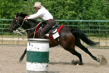 Barrel Racing Naturally